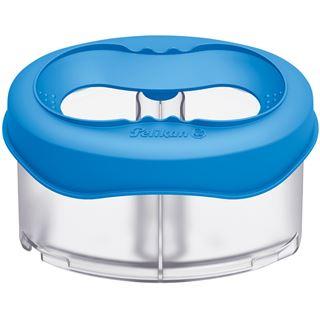 Pelikan Wasserbox für Deckfarbkasten Space+, blau