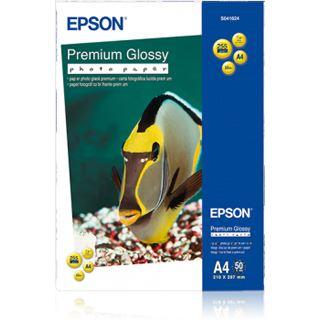 Epson Premium Glossy Photo Paper A4, 250g, 50 Blatt