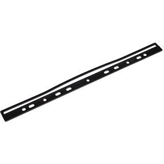 helit Ordnungsschiene M-Clip, schwarz, Inhalt: 100 Stück