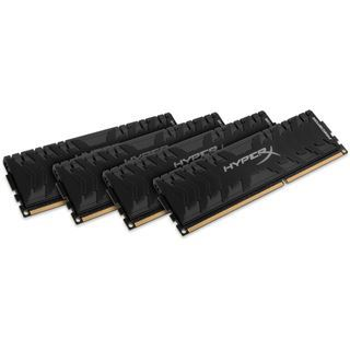32GB HyperX Predator DDR3-2400 DIMM CL11 Quad Kit