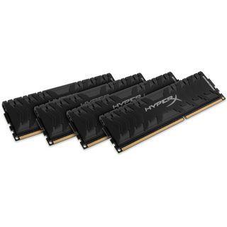32GB HyperX Predator DDR3-1866 DIMM CL9 Quad Kit