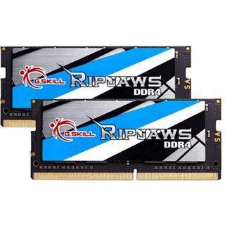 16GB G.Skill RipJaws DDR4-2400 SO-DIMM CL18 Dual Kit