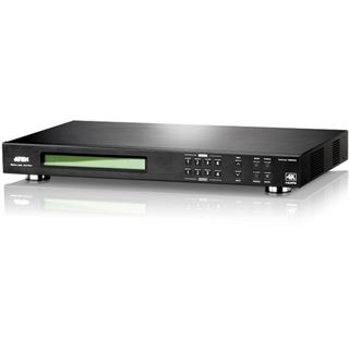 ATEN Technology 4 x 4 4K@60Hz HDMI Matrix Switch+Videowall+Sc