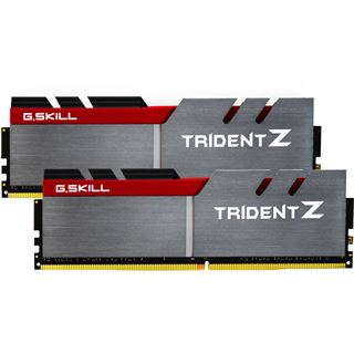 8GB G.Skill Trident Z DDR4-4000 DIMM CL19 Dual Kit