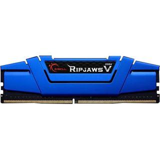 16GB G.Skill RipJaws V blau DDR4-2400 DIMM CL15 Dual Kit