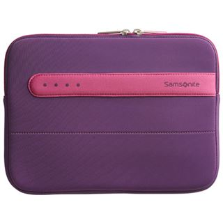 "Samsonite Colorshield Laptop Sleeve 15,6"", purple"