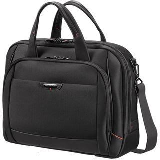 "Samsonite PRO-DLX 4 Laptop Bailhandle M 16"" schwarz"