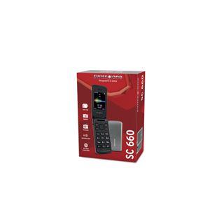 Swisstone SC 660 Dual-SIM grau