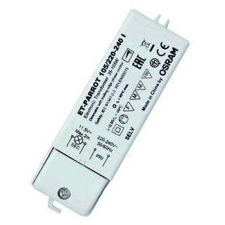 Osram Sicherheitstrafo 35-105W 11,9-12,0V ws Transformator