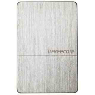 "2000GB Freecom Mobile Drive Metal Slim 56381 2.5"" (6.4cm) USB"