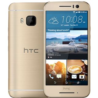HTC One S9 16 GB gold