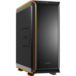 be quiet! Dark Base 900 gedämmt Big Tower ohne Netzteil schwarz/orange