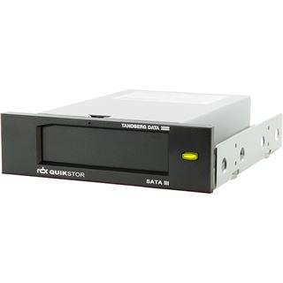 Tandberg Data RDX Internes Laufwerk schwarz S-ATA III ohne Software