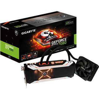 8GB Gigabyte GeForce GTX 1080 Xtreme Gaming Wasser PCIe 3.0 x16 (Retail)