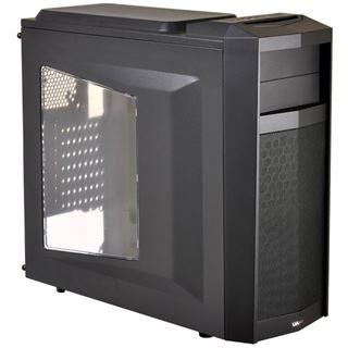 Lian Li PC-K5WX mit Sichtfenster Midi Tower ohne Netzteil schwarz