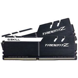 32GB G.Skill Trident Z schwarz/weiß DDR4-3200 DIMM CL16 Dual Kit