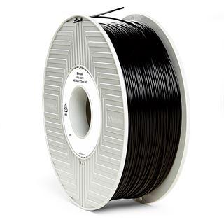 Verbatim ABS Filament 1.75mm 1kg schwarz