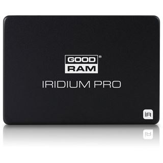"240GB GOODRAM Iridium Pro 2.5"" (6.4cm) SATA 6Gb/s MLC"