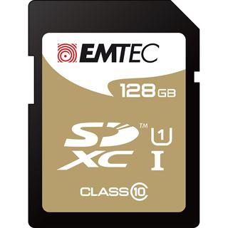 128 GB EMTEC Jumbo Ultra Gold SDXC Class 10 U1 Retail