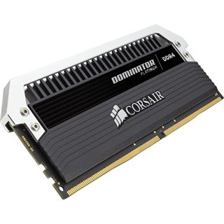 32GB Corsair Dominator Platinum DDR4-2400 DIMM CL12 Quad Kit
