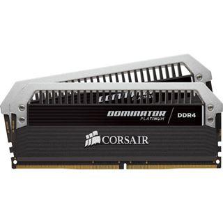 8GB Corsair Dominator Platinum DDR4-3866 DIMM CL18 Dual Kit