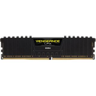 8GB Corsair Vengeance LPX schwarz DDR4-3200 DIMM CL16 Dual Kit