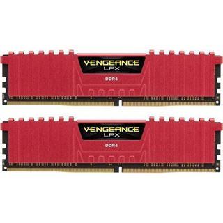 16GB Corsair Vengeance LPX rot DDR4-4000 DIMM CL19 Dual Kit