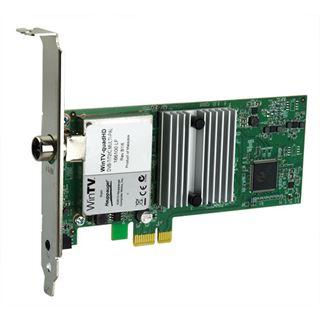 Hauppauge WIN TV TV-Tuner quadHD DVB-C DVB-T2/T PCIe LP