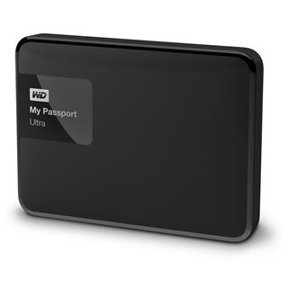"4000GB WD My Passport Ultra WDBBKD0040BBK-EESN 2.5"" (6.4cm) USB 3.0 schwarz"