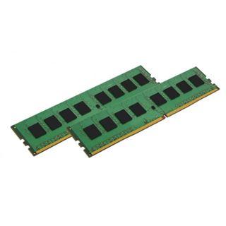 32GB Kingston ValueRAM KVR21E15D8K2/32I DDR4-2133 ECC DIMM CL15 Dual Kit