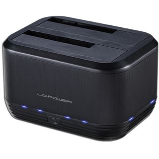 LC-Power Dockingstation 2x HDD USB3