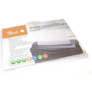 Peach Aktenvernichter Service Kit Ölpapier 12 Stk./Blister