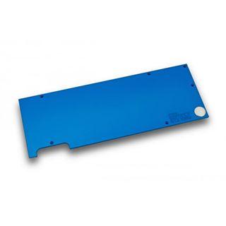 EK Water Blocks EK-FC1080 GTX Backplate blau