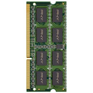 8GB PNY SOD8GBN12800/3L-SB DDR3-1600 SO-DIMM CL11 Single