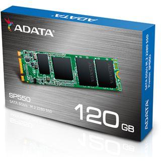 120GB ADATA Premier SP550 M.2 2280 SATA 6Gb/s TLC Toggle (ASP550NS38-120GM-C)