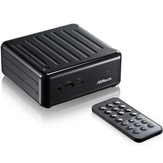 ASRock BEEBOX J3160/B/BB Barebone schwarz IntelJ3160 2xSOD