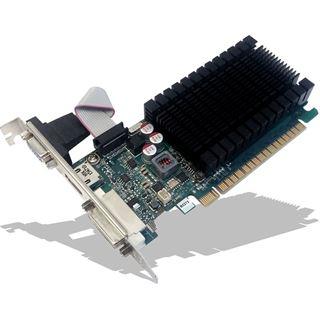2GB PNY GeForce GT 710 Passiv PCIe 2.0 x 8 (Retail)