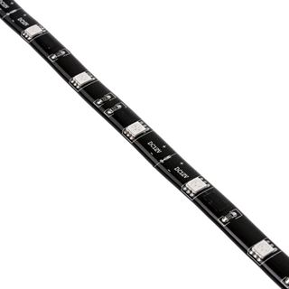 Akasa Vegas M LED-Strip, 15 LEDs, 50 cm - blau