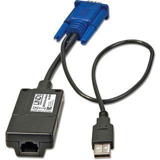 Lindy CAM USB & VGA für CATxx-IP KVM USB Cat. 5 Computer