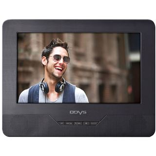"7"" (17,78cm) Odys Seal 7 Pro port. DVD-Player"