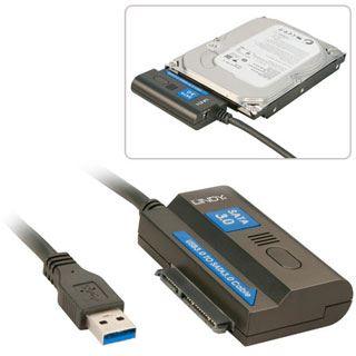 Lindy USB 3.0 - SATA 3.0 Laufwerksadapter