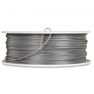 Verbatim 3D Drucker Filament 1Kg silver/metal grey
