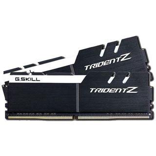 16GB G.Skill Trident Z schwarz/weiß DDR4-3466 DIMM CL16 Dual Kit