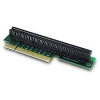 Inter-Tech AC RiserCard SLPS153 PCIe x8 to x16, 1U links