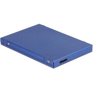 Delock SATA Konverter USB3.1 Micro B -> M.2 KeyB/mSATA 9mm