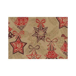 """Susy Card Weihnachts-Geschenkpapier """"Weihnachtsstern"""","""
