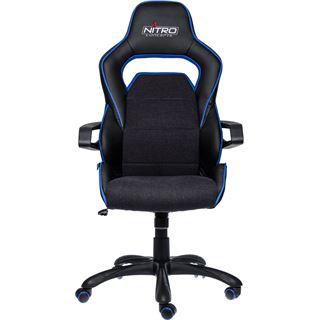 Nitro Concepts E220 Evo Gaming Stuhl schwarz/blau