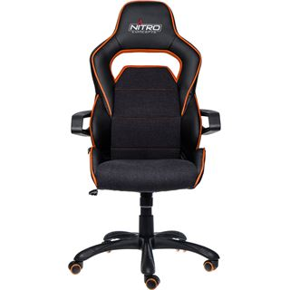 Nitro Concepts E220 Evo Gaming Stuhl schwarz/orange