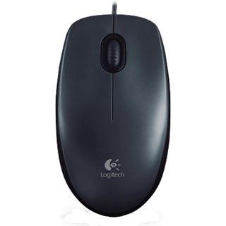 Logitech M90 910-001793 USB schwarz (kabelgebunden)