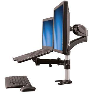 """Startech Laptopständer mit Monitorarm bis 27"""""""